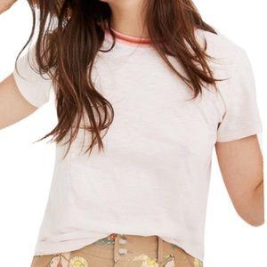 Madewell Short Sleeve Tee Shirt Size M